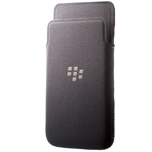 BB10 Microfiber Pocket Grey
