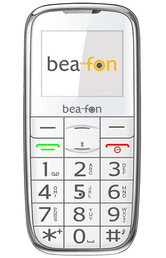 Bea-fon S210 Big Button White