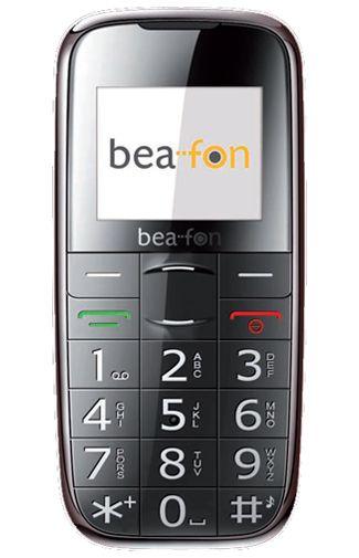 Productafbeelding Bea-fon S210 Big Button Black