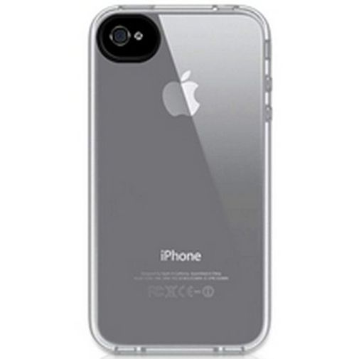 Productafbeelding van de Belkin Essential 013 TPU Case Clear Apple iPhone 4/4S
