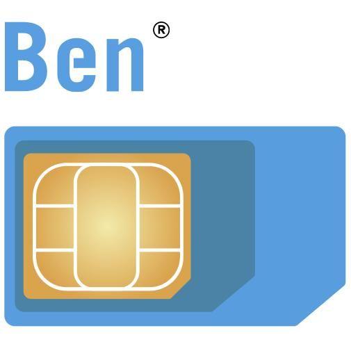 Productafbeelding van de Ben vervangende 3-in-1 simkaart