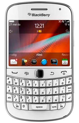 Productafbeelding BlackBerry Bold 9900 White