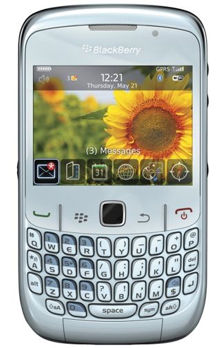 BlackBerry Curve 8520 Blue
