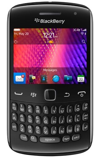 Productafbeelding BlackBerry Curve 9360 Black
