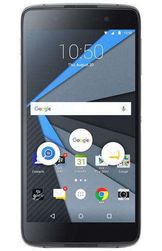 Productafbeelding BlackBerry DTEK50 Black