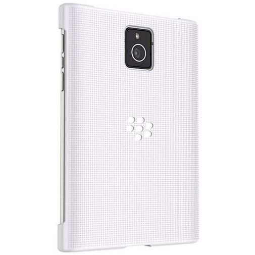BlackBerry Hard Shell White Passport