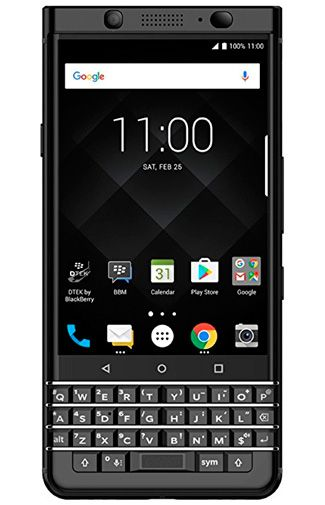 Productafbeelding van de BlackBerry KEYone 64GB Black