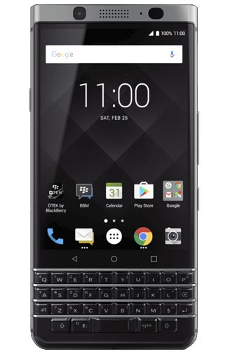 Productafbeelding BlackBerry KEYone 32GB Silver