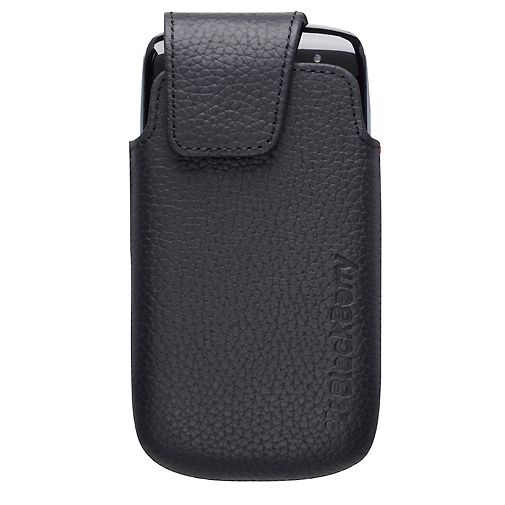 BlackBerry Leather Swivel Holster Torch 9860