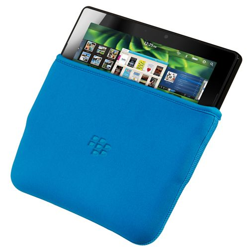 BlackBerry Neoprene Sleeve Blue Playbook