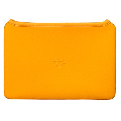 Productafbeelding van de BlackBerry Neoprene Sleeve Orange Playbook