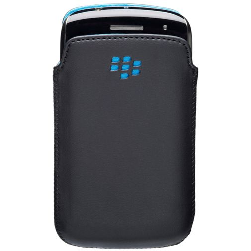 BlackBerry Pocket Black Blue Curve 9360