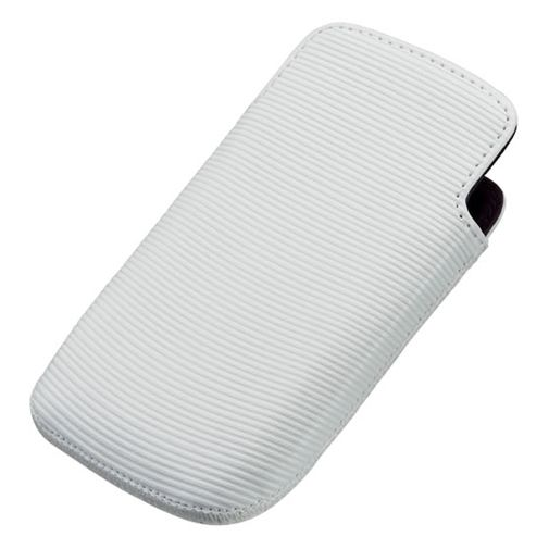Productafbeelding van de BlackBerry Pocket White Purple Curve 9360