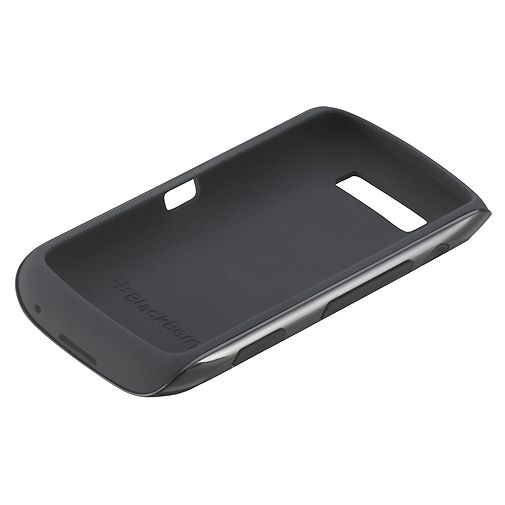 Productafbeelding van de BlackBerry Premium Skin Black Torch 9860