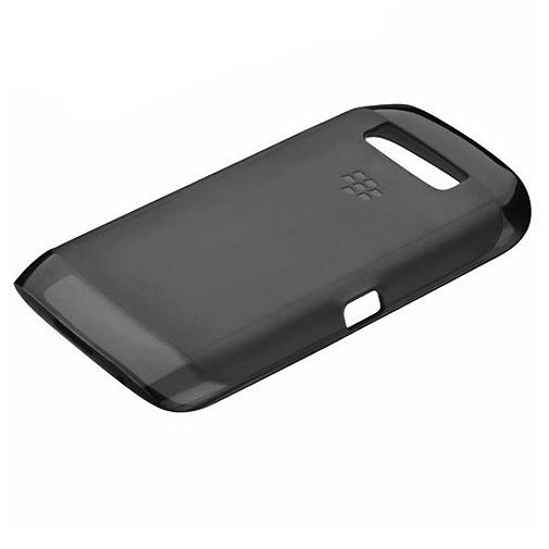 BlackBerry Soft Shell Black Torch 9860