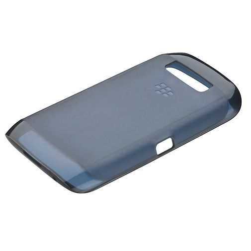 BlackBerry Soft Shell Blue Torch 9860
