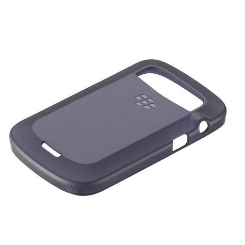 Productafbeelding van de BlackBerry Soft Shell Indigo Bold 9900