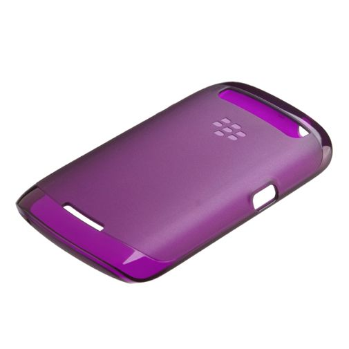 BlackBerry Soft Shell Purple Curve 9360