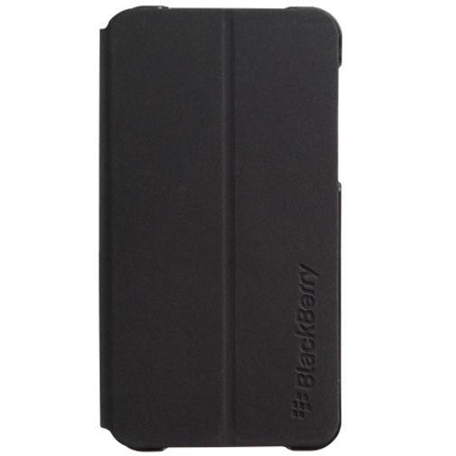 BlackBerry Z10 Flip Shell Black