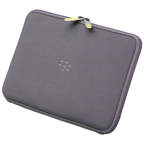 BlackBerry Zip Sleeve Grey Playbook