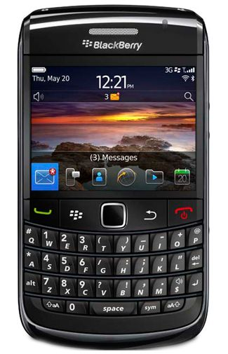 Productafbeelding BlackBerry Bold 9780 Black