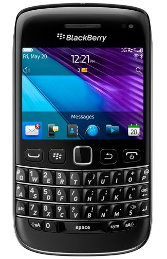 Productafbeelding Blackberry Bold 9790 Black