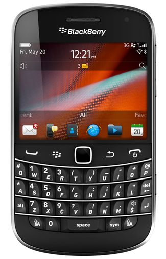 Productafbeelding BlackBerry Bold 9900 Black