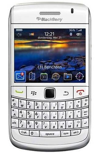 Productafbeelding BlackBerry Bold 9780 White