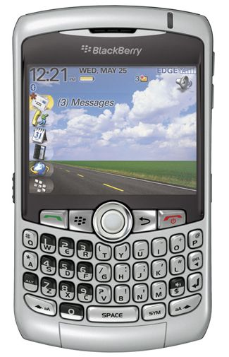 Productafbeelding BlackBerry Curve 8310 Vodafone