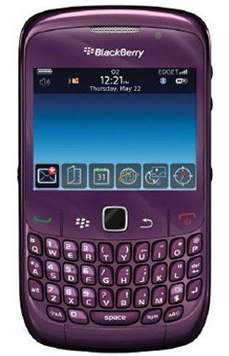 BlackBerry Curve 8520 Purple