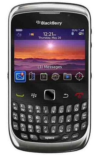 Productafbeelding BlackBerry Curve 9300 Grey