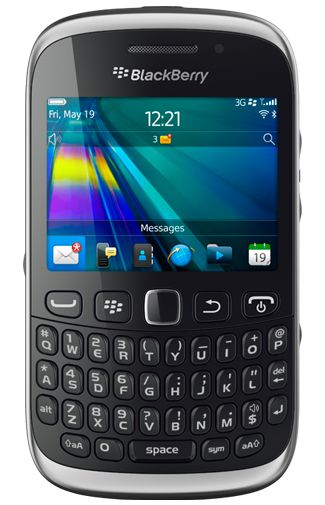 Productafbeelding BlackBerry Curve 9320 Black