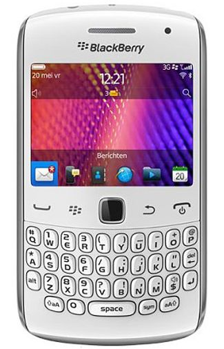 Productafbeelding BlackBerry Curve 9360 White