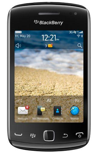 Productafbeelding Blackberry Curve 9380 Black