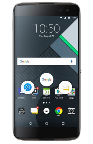 Productafbeelding BlackBerry DTEK60 Black