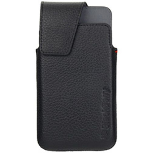 BlackBerry Z10 Leather Swivel Holster Black