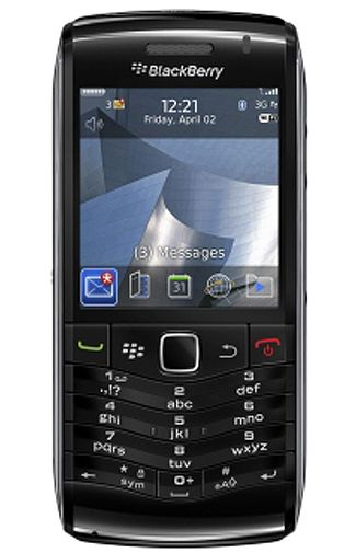 Productafbeelding BlackBerry Pearl 9105 Black