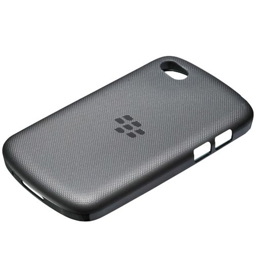 Blackberry Soft Shell Black Q10