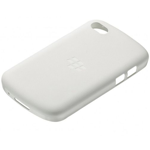 BlackBerry Soft Shell White Q10