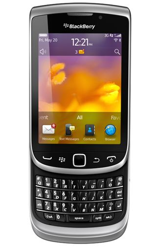 Productafbeelding BlackBerry Torch 9810 Grey