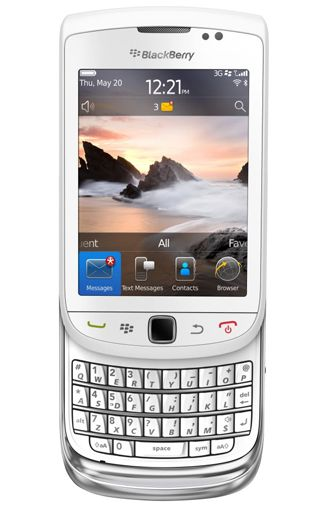Productafbeelding BlackBerry Torch 9810 White