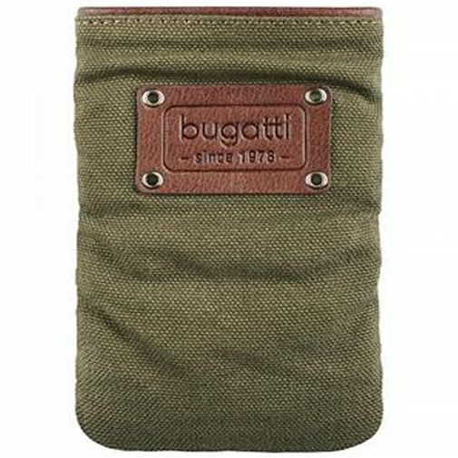 Productafbeelding van de Bugatti Elements Pouch Army Green XL