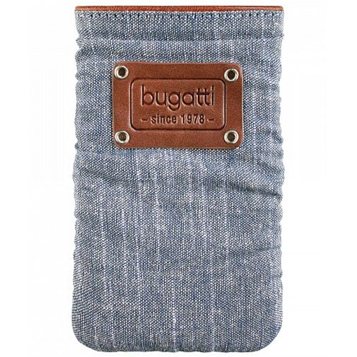 Bugatti Elements Pouch Denim Blue XL