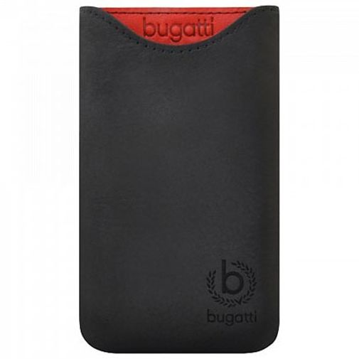 Bugatti Pouch Glowing Coal Medium