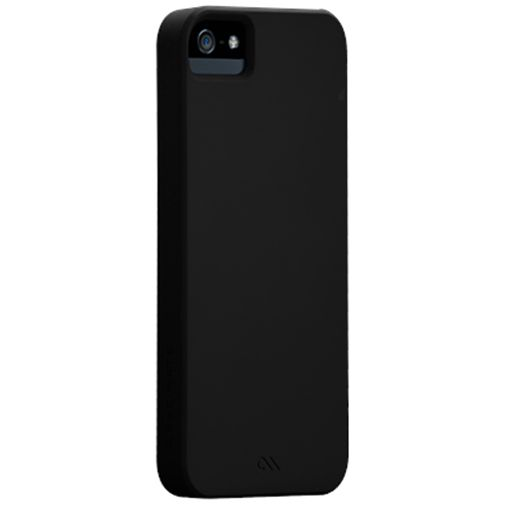 Productafbeelding van de Case-Mate Barely There Apple iPhone 5/5S/SE Black