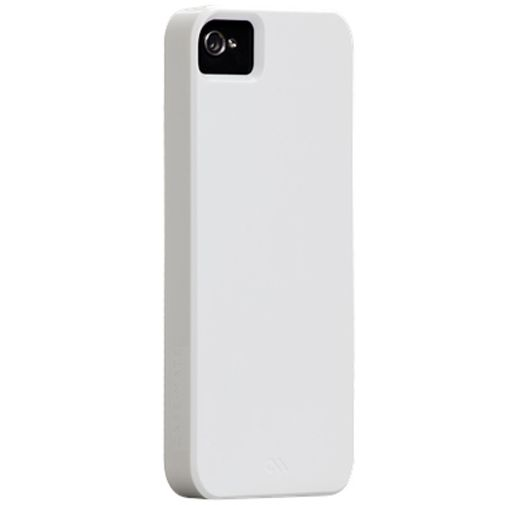Case-Mate Barely There Apple iPhone 5/5S/SE White