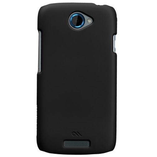 Productafbeelding van de Case-Mate Barely There Black HTC One S