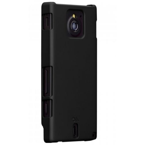 Productafbeelding van de Case-Mate Barely There Black Sony Xperia Sola