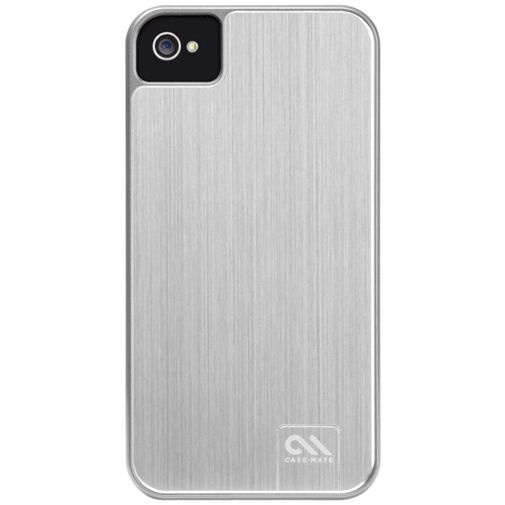 Case-Mate Barely There Case Aluminium Platinum Apple iPhone 4/4S