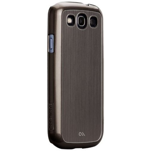 Case-Mate Barely There Case Aluminium Silver Samsung Galaxy S3 (Neo)
